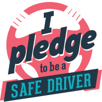 I pledge to be a safe driver
