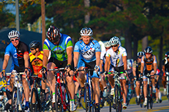 ALDOT Assists Bicycle Club with Recent Event
